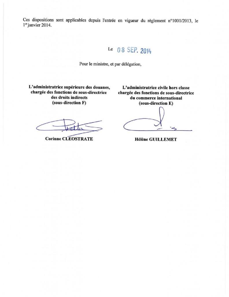 circulaire du 8 septembre 2014 définition du véhicule de collection et fiscalité applicable image 3